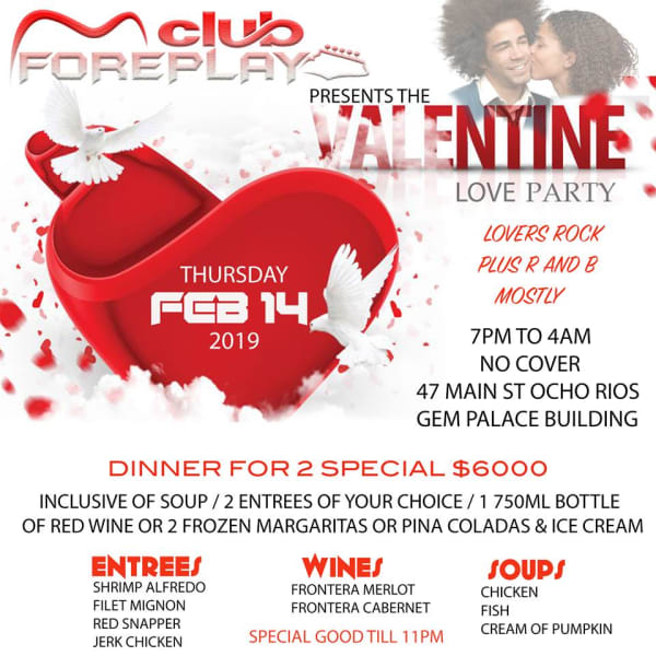 Valentine Love Party