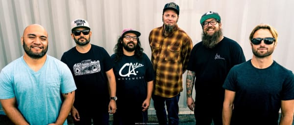 Fortunate Youth Performing Live at Ace Cafe