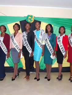 Miss St. Mary Festival Queen Coronation 2019