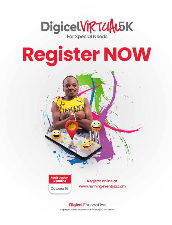 Digicel 5K Run for Special Needs