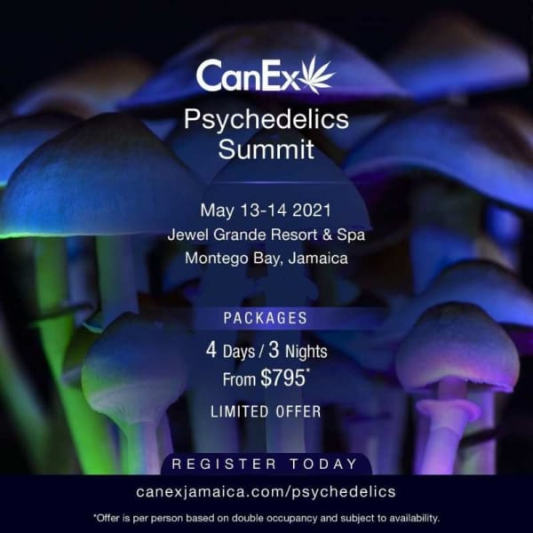 CanEx Psychedelics Summit
