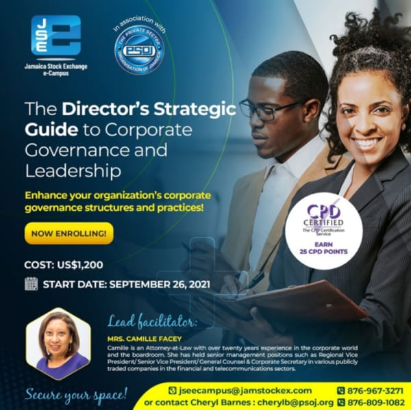 Enrolling Now! Director's Strategic Guide to Corporate Governance, executive leadership diploma