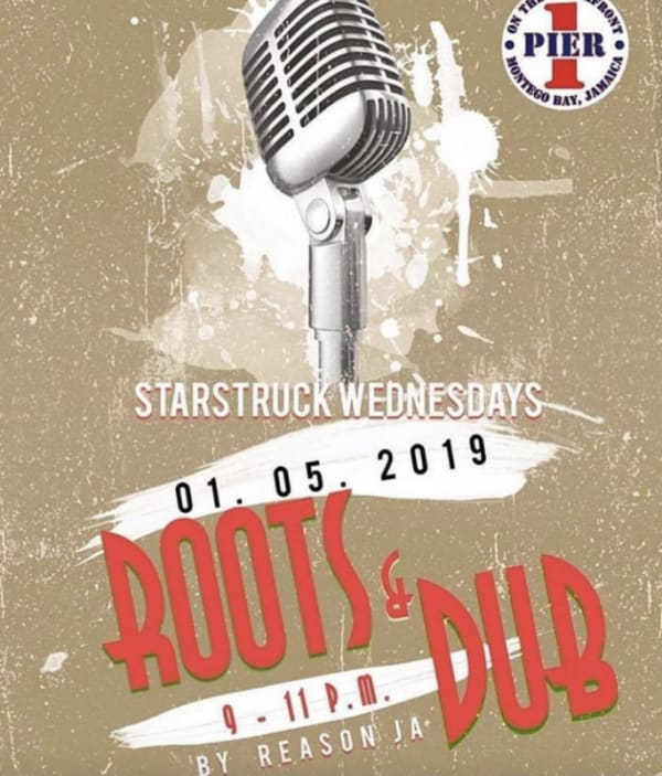 Starstruck Wednesdays: Roots & Dub