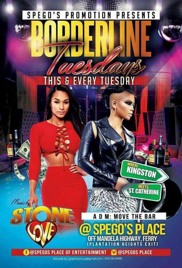 Borderline Tuesdays