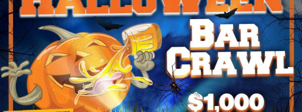 The 2021 Annual Halloween Bar Crawl - Jacksonville