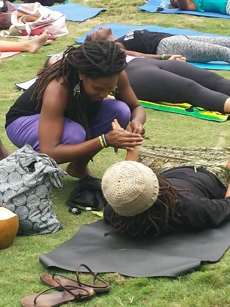 Get Lifted Yoga with Roxy